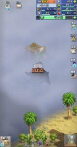 冒険キングダム島 エリア画像